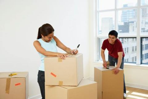 Packing tips for moving home